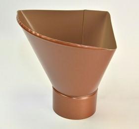Caja Colectora Esquina - 100 mm