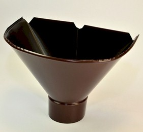 Caja Colectora Frontal - 100 mm