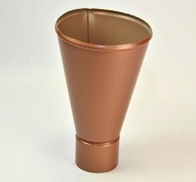 Caja Colectora Redonda - 80 mm